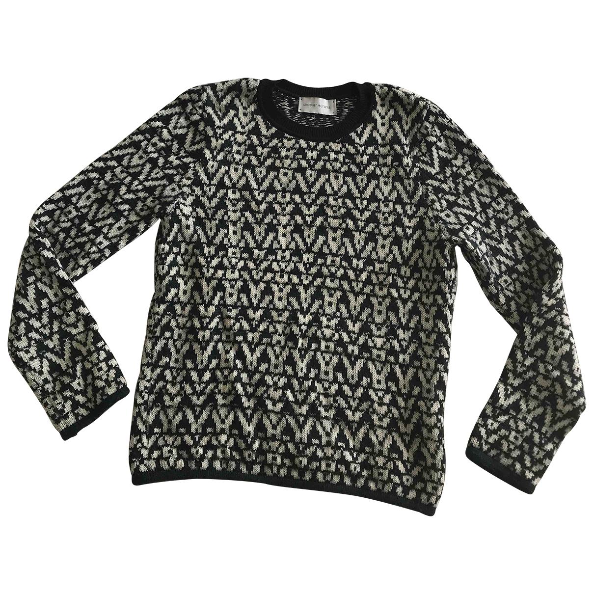 Christian Wijnants \N White Cotton Knitwear for Women S International