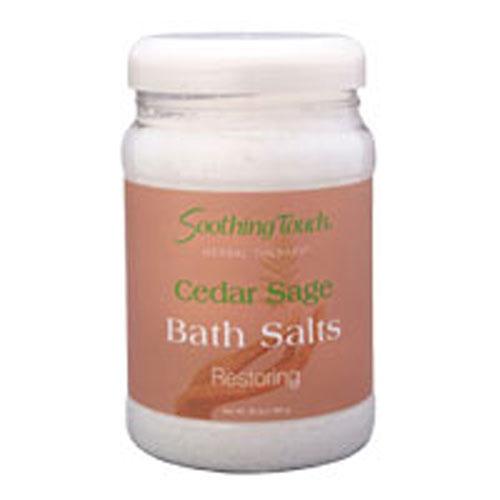 Bath Salt Epsom 32 Oz by Soothing Touch