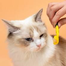 1 Stueck Katze Zahnbuerste