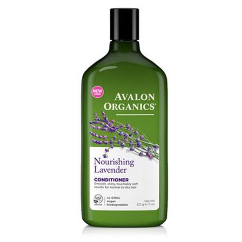 Organic Nourishing Conditioner Lavender 11 Oz by Avalon Organics