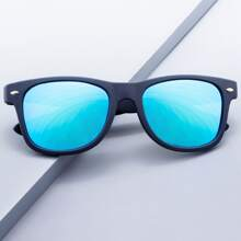 Men Acrylic Frame Sunglasses