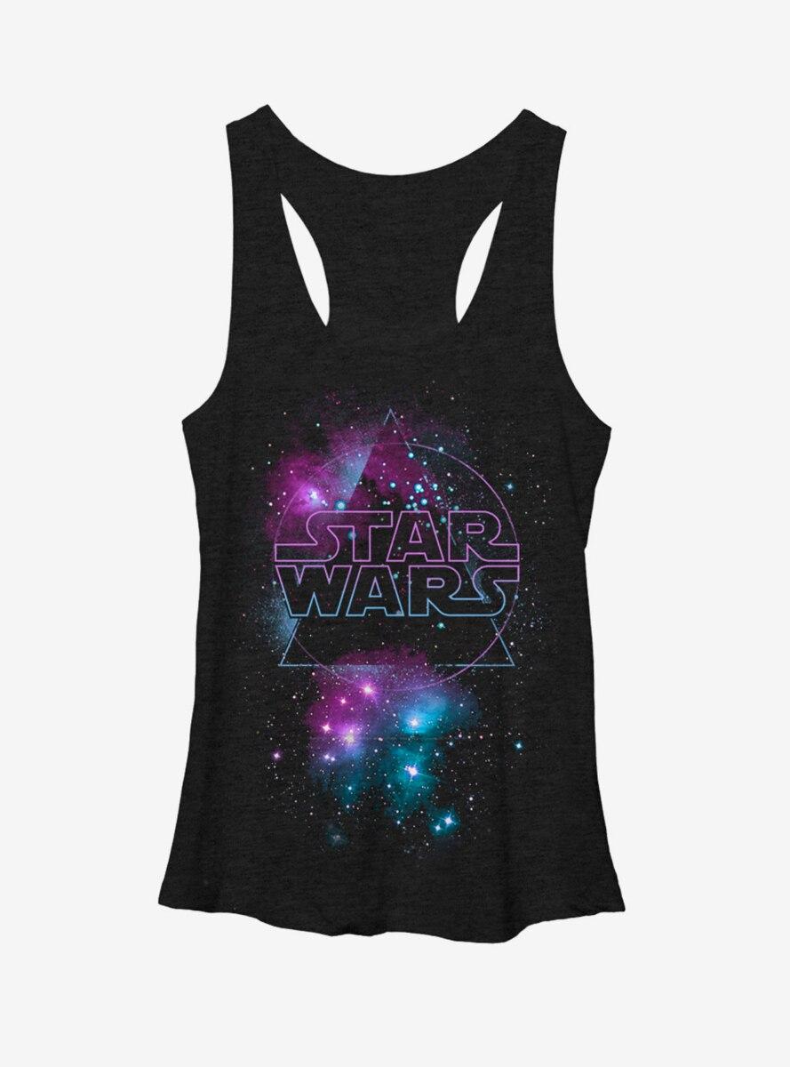 Star Wars Galactic Logo Womens Tank