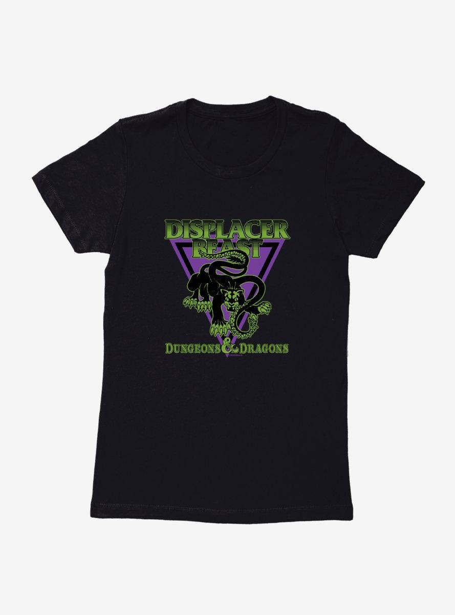 Dungeons & Dragons Displacer Womens T-Shirt
