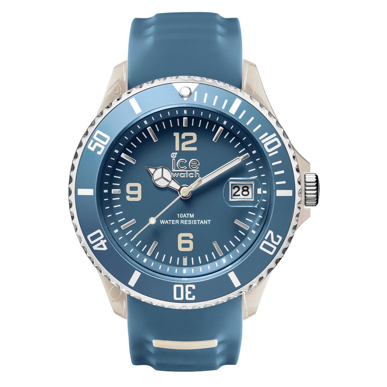 Ice-Watch Womens Sporty 001333 Blue Silicone Quartz Fashion Watch