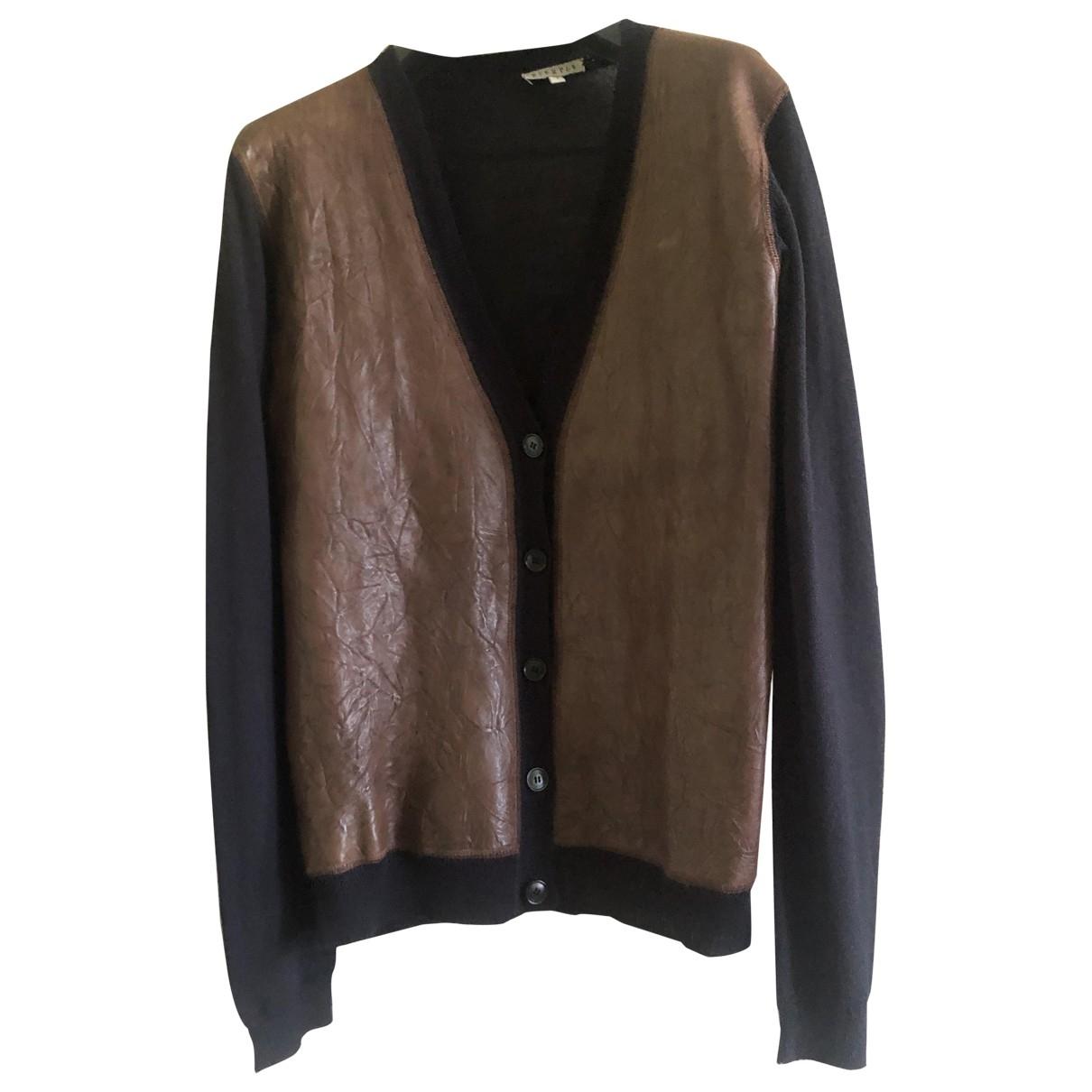 Claudie Pierlot - Pull   pour femme en laine - noir