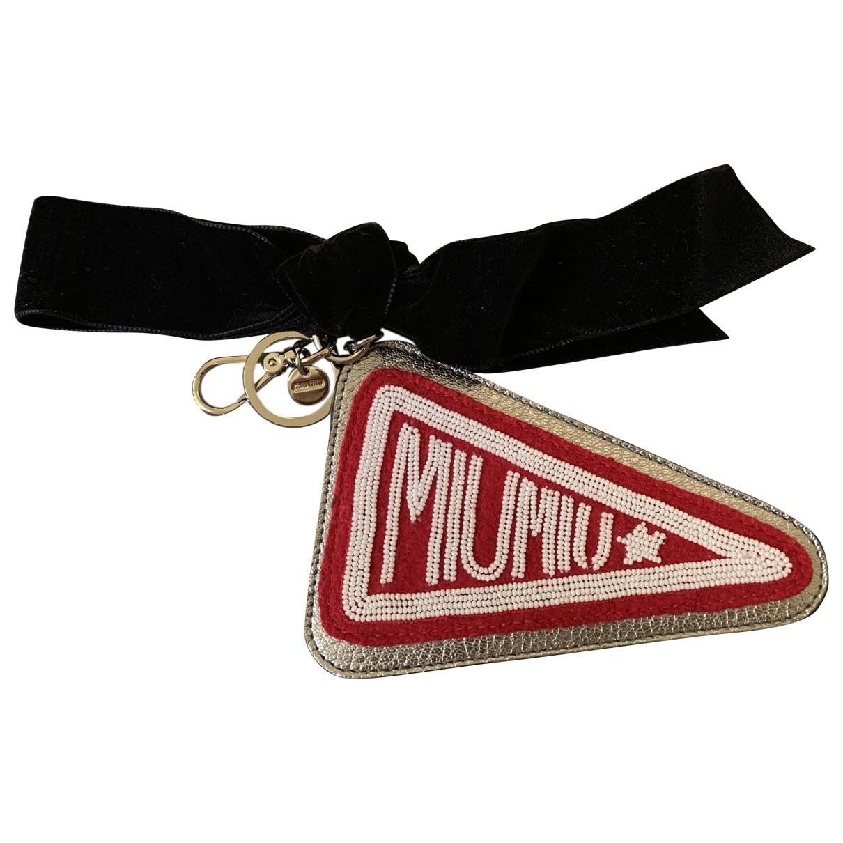 Miu Miu \N Multicolour Leather Purses, wallet & cases for Women \N