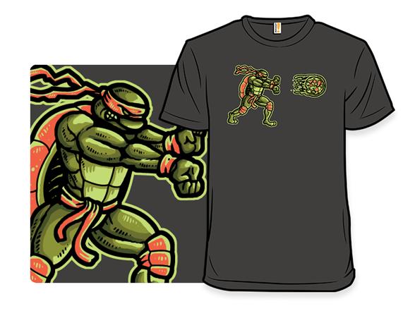 Pizzadouken T Shirt
