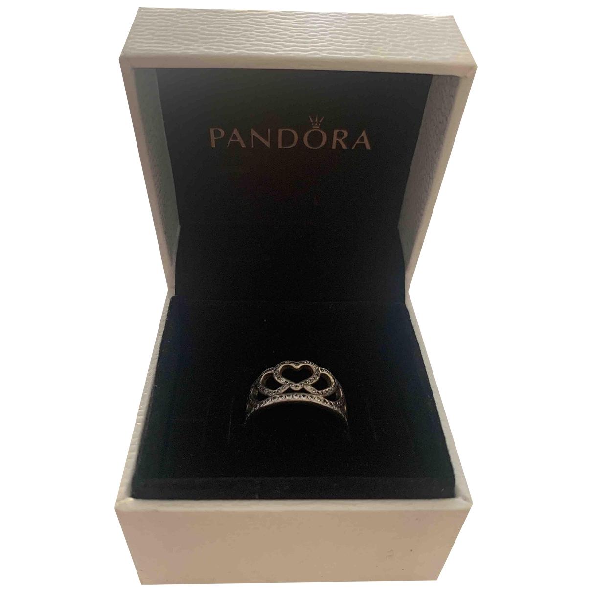 Pandora - Bague   pour femme en argent - argente