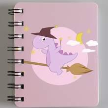 1 Pack Notizbuch mit Dinosaurier Muster
