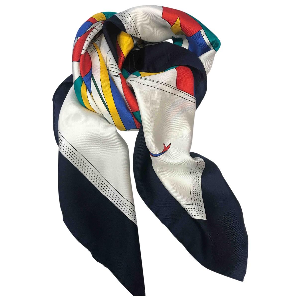 Loewe N Multicolour Silk scarf for Women N