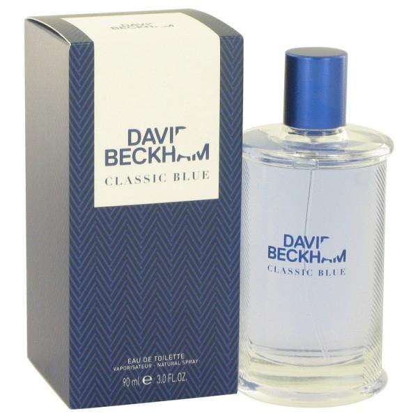 Classic Blue - David Beckham Eau de toilette en espray 90 ML