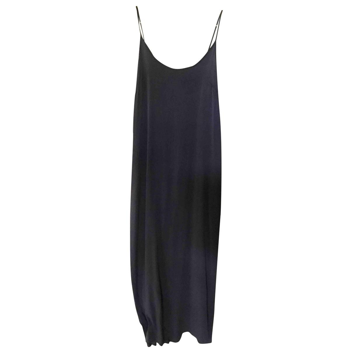 Maxi vestido de Seda Brooksfield