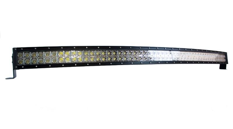 Race Sport Lighting RS-DRWRAP-300W Wrap Around Series Combo CREE  LED Light Bar 50 Inch 300 Watts 18,000 Lumens