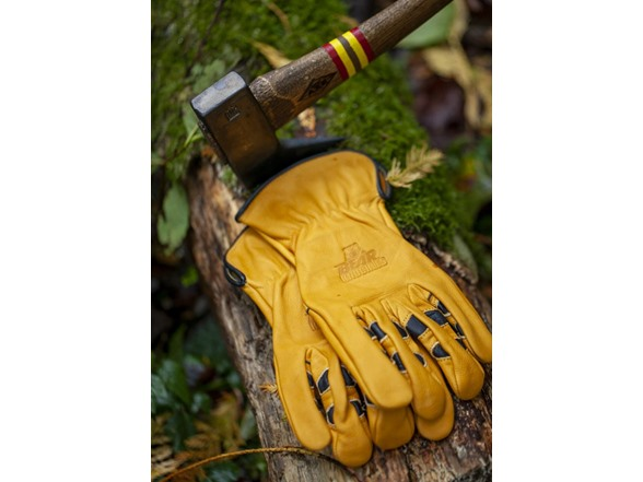 Bear Knuckles Heavy Duty Cowhide Driver Gloves
