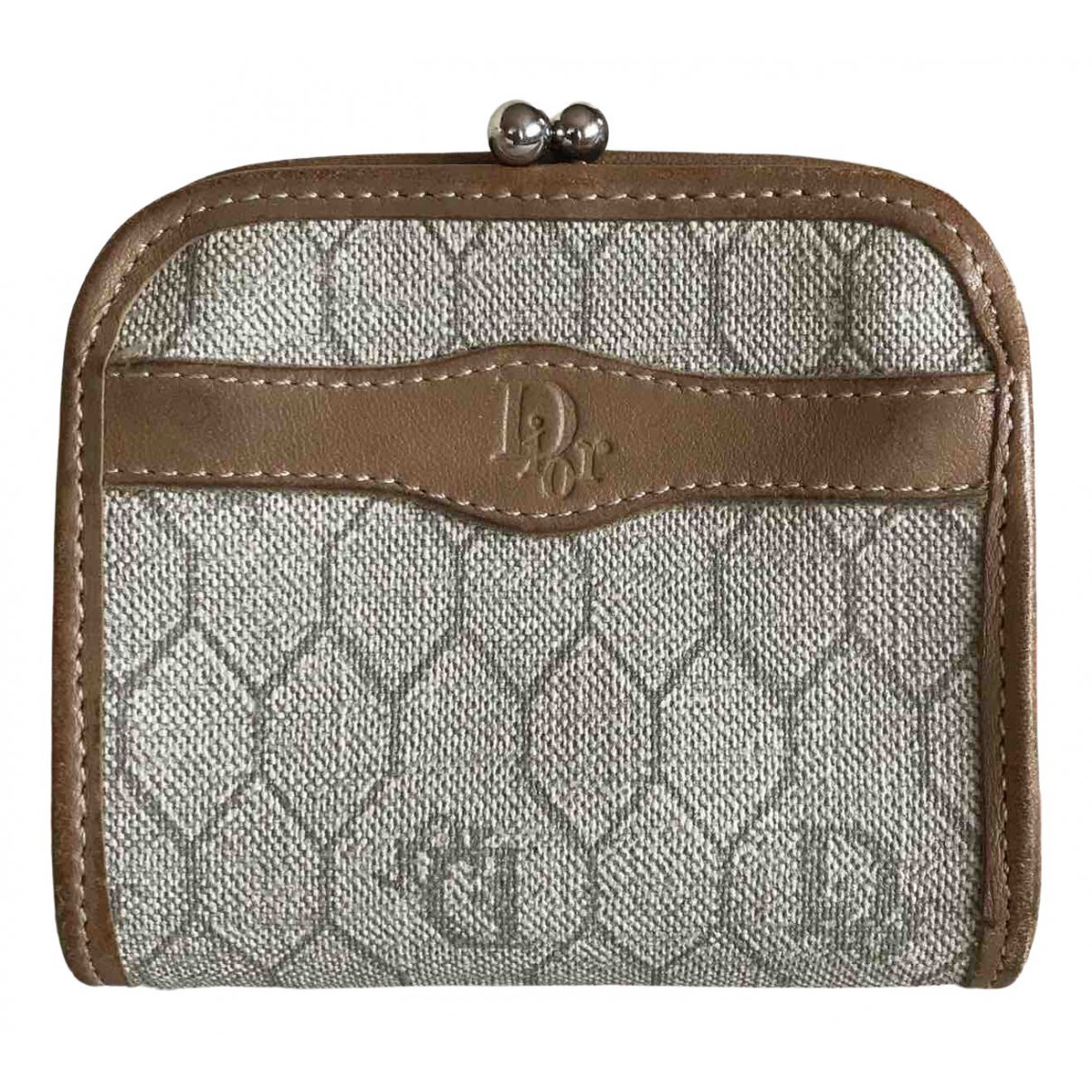 Dior N Cloth Purses, wallet & cases for Women N