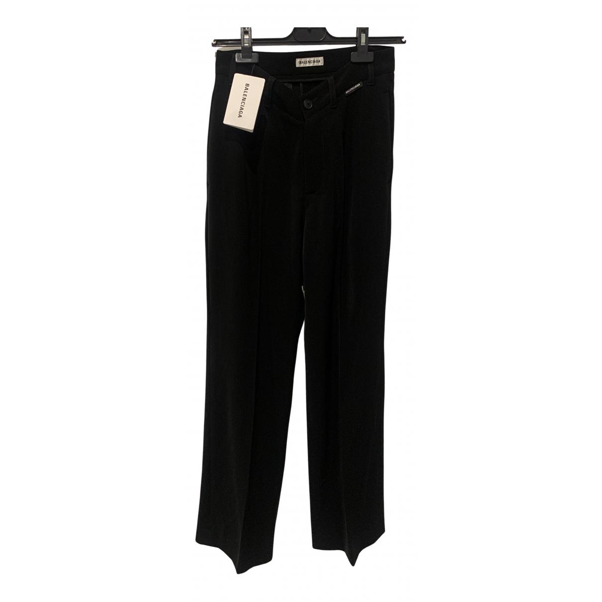 Balenciaga - Pantalon   pour femme - noir