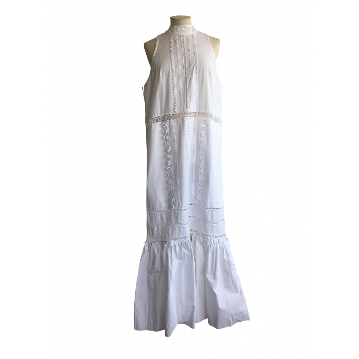 Maxi vestido Jonathan Simkhai