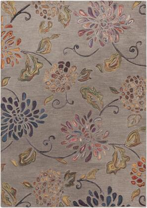 Enchanted ENC-4001 5 x 8 Rectangle Cottage Rug in