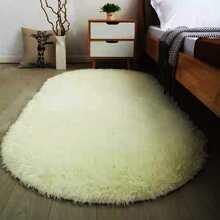 Faux Fur Shaggy Carpet