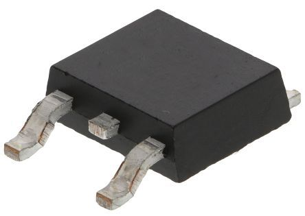 ROHM BD33KA5FP-E2, LDO Regulator, 500mA, 3.3 V, ±1% 3-Pin, DPAK (20)