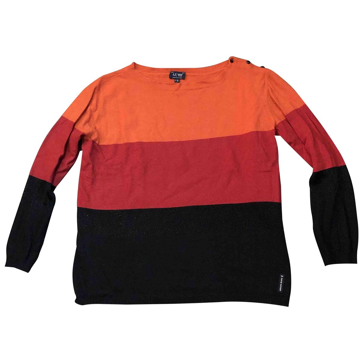 Armani Jeans \N Multicolour Knitwear for Women 44 IT