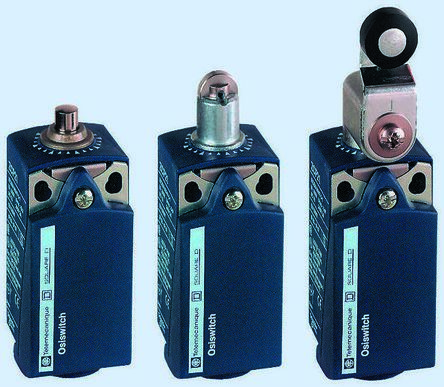 Telemecanique Sensors , Snap Action Limit Switch - Plastic, NO/NC, Plunger, 240V, IP66, IP67