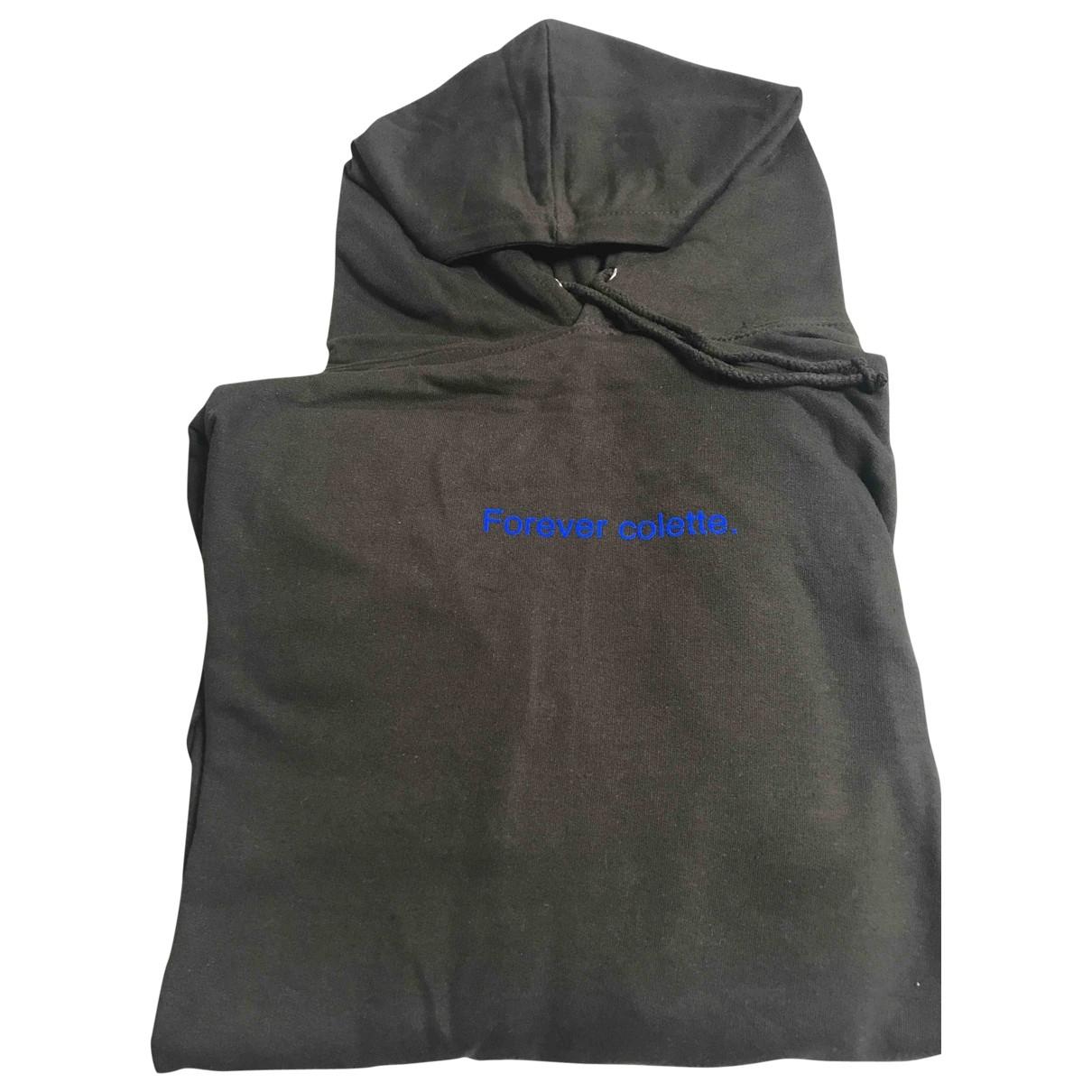 Colette - Pulls.Gilets.Sweats   pour homme en coton - noir