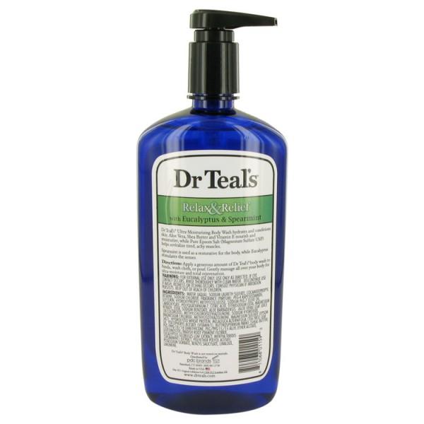 Dr TealS Body Wash With Pure Epsom Salt - Dr Teals Duschgel 710 ml