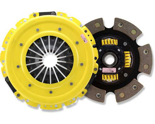 ACT TS6-SPG6 SPG6 Sport with Sprung 6 Puck Disc Clutch Kit Scion xA 1.5L 04-07
