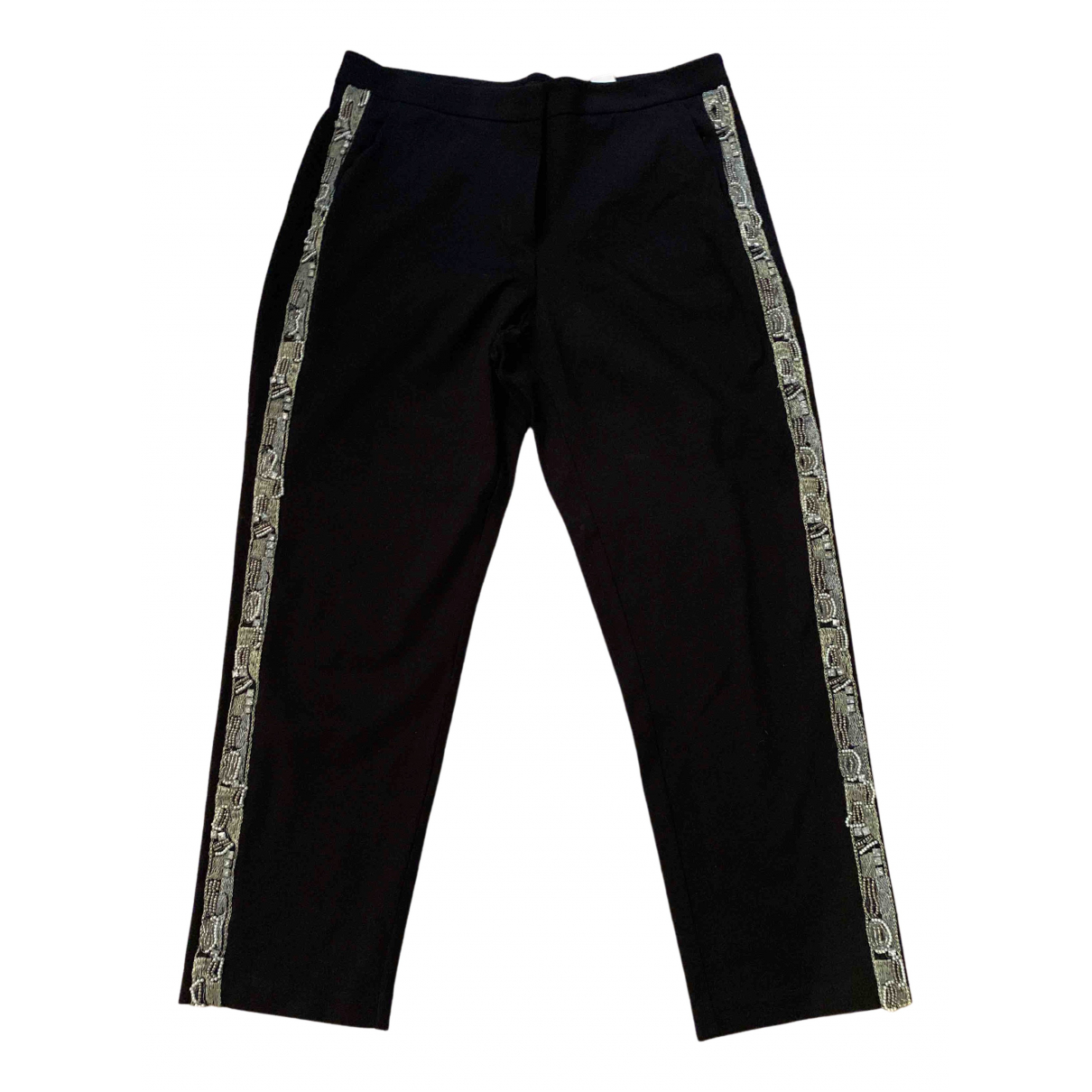 Juicy Couture \N Black Trousers for Women M International