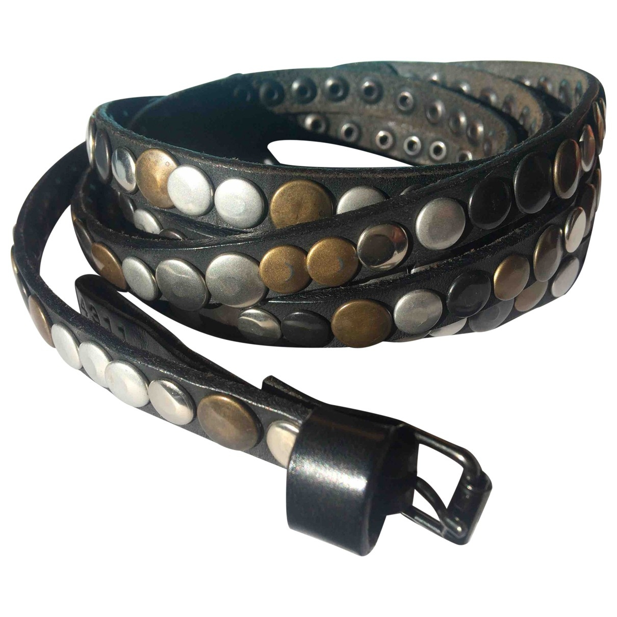 Cinturon de Cuero Daniele Alessandrini