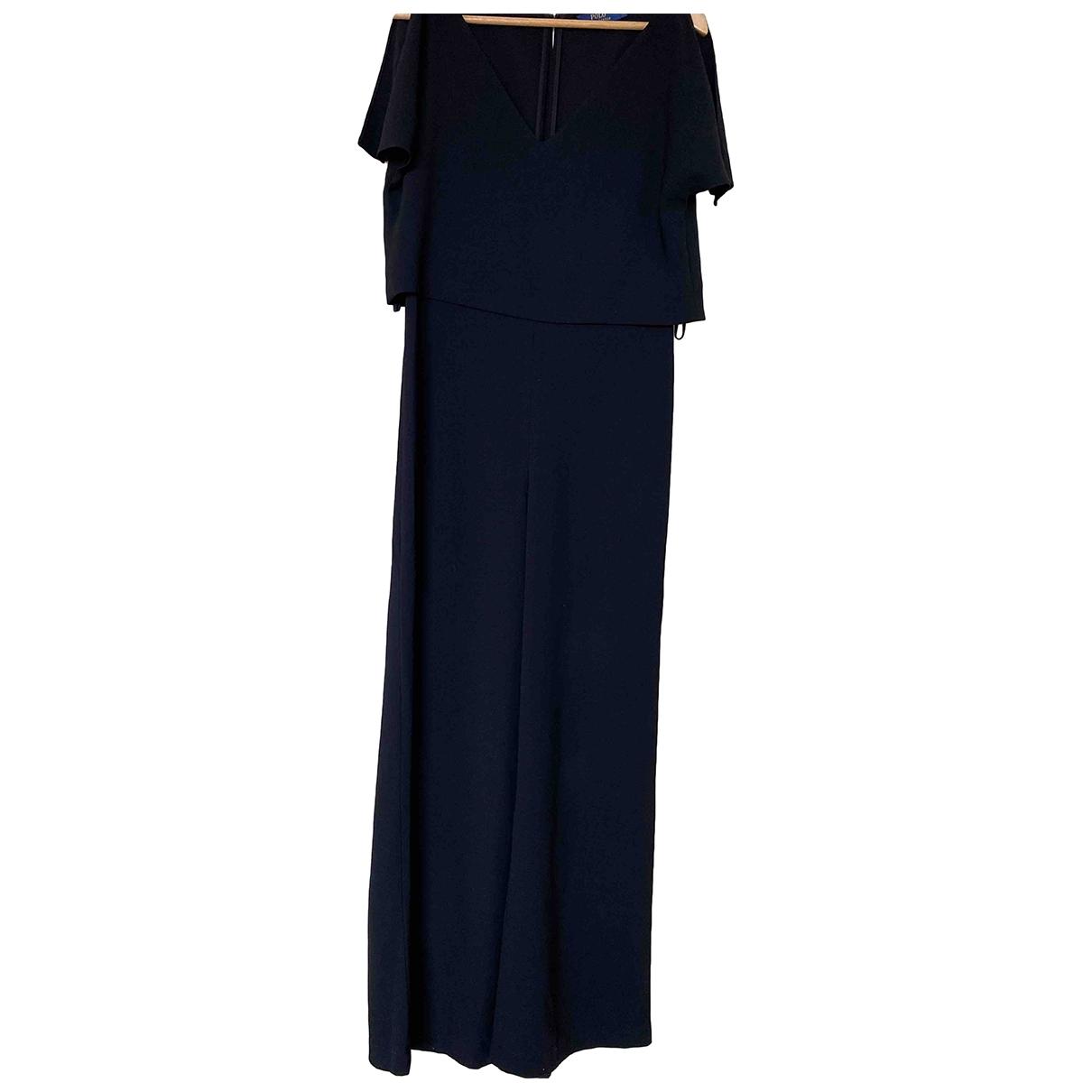 Polo Ralph Lauren - Combinaison   pour femme en coton - noir