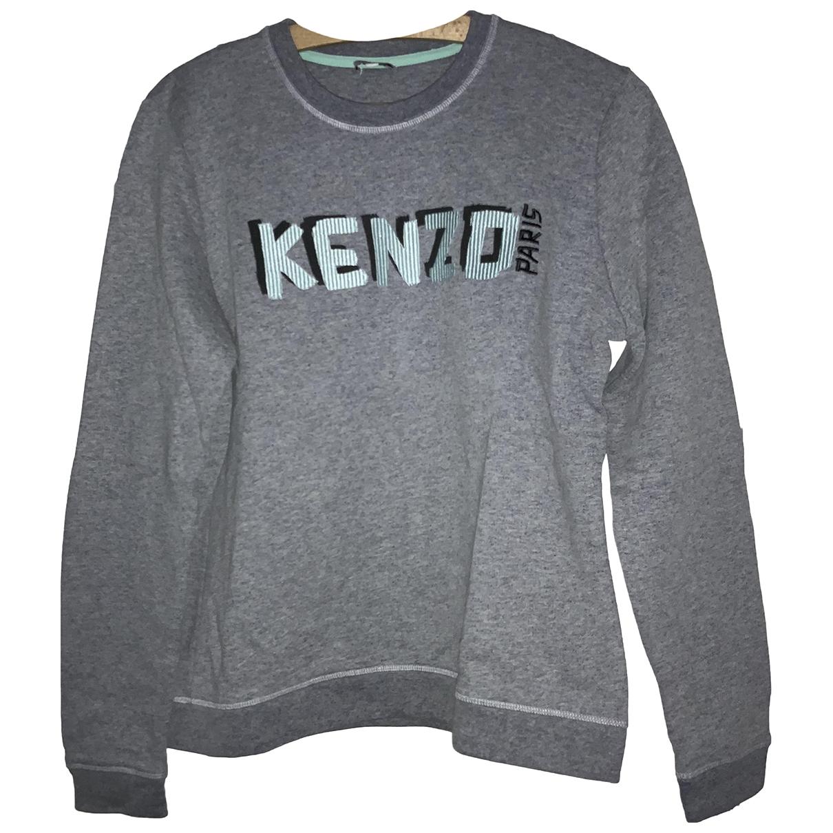 Kenzo \N Grey Cotton Knitwear for Women L International