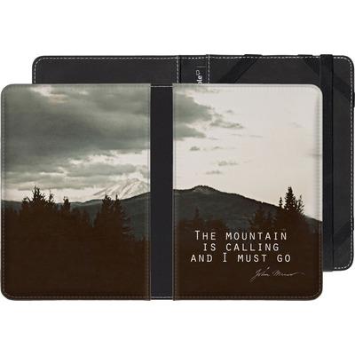 Amazon Kindle Paperwhite 3G eBook Reader Huelle - The Mountain Is Calling von Leah Flores