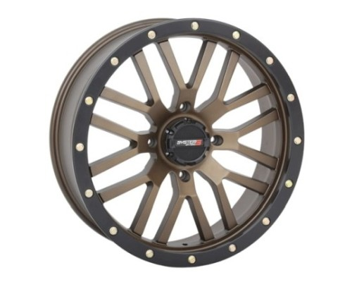 System 3 Off-Road 15S3-1256 ST-3 Wheel 15x7 4x156 5+2(40mm) Bronze