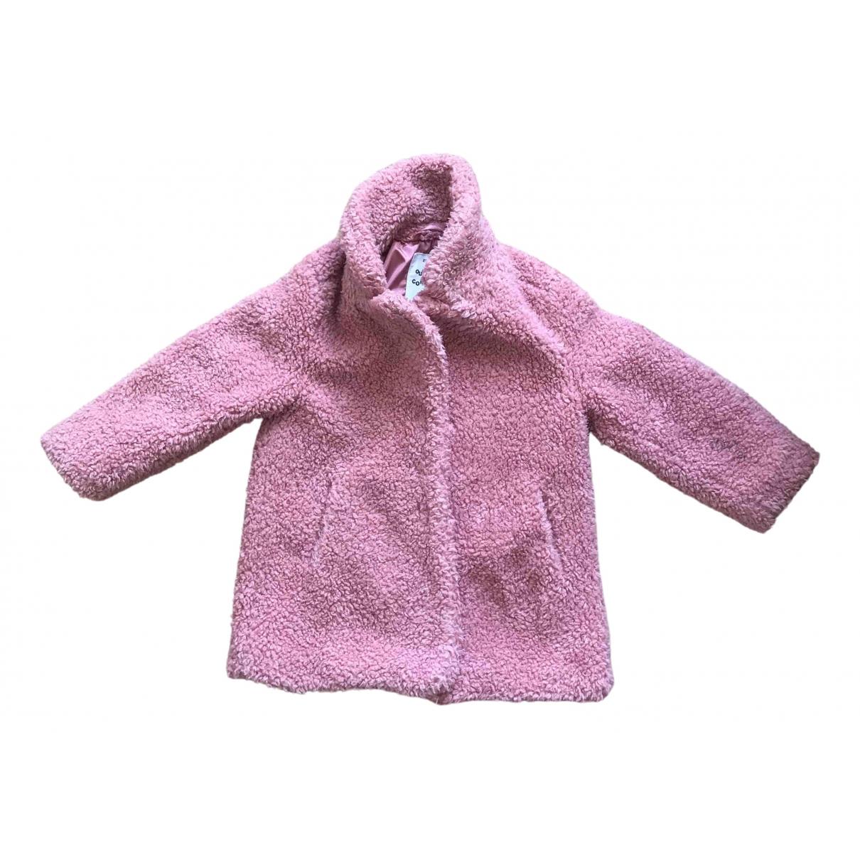 Zara - Blousons.Manteaux   pour enfant - rose