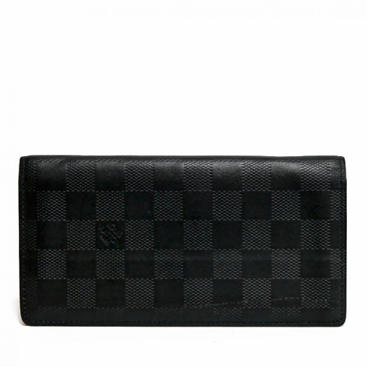 Marroquineria Brazza de Cuero Louis Vuitton