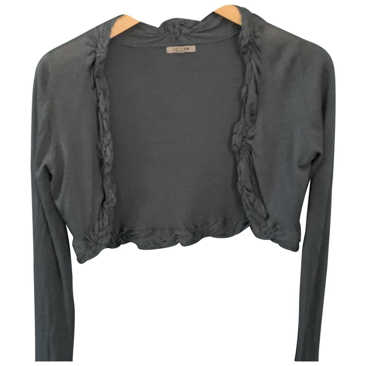 Jigsaw - Pull   pour femme en laine - gris