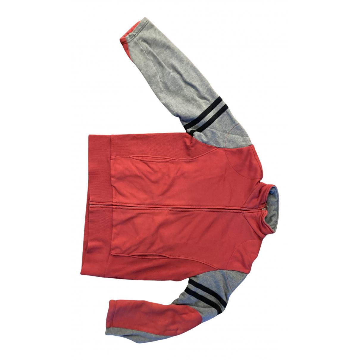 Boss \N Pullover.Westen.Sweatshirts  in  Rot Baumwolle