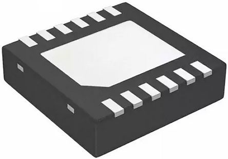 Texas Instruments , TPS627451DSST Step-Down Switching Regulator, 1-Channel 300mA Adjustable 12-Pin, WSON (2)