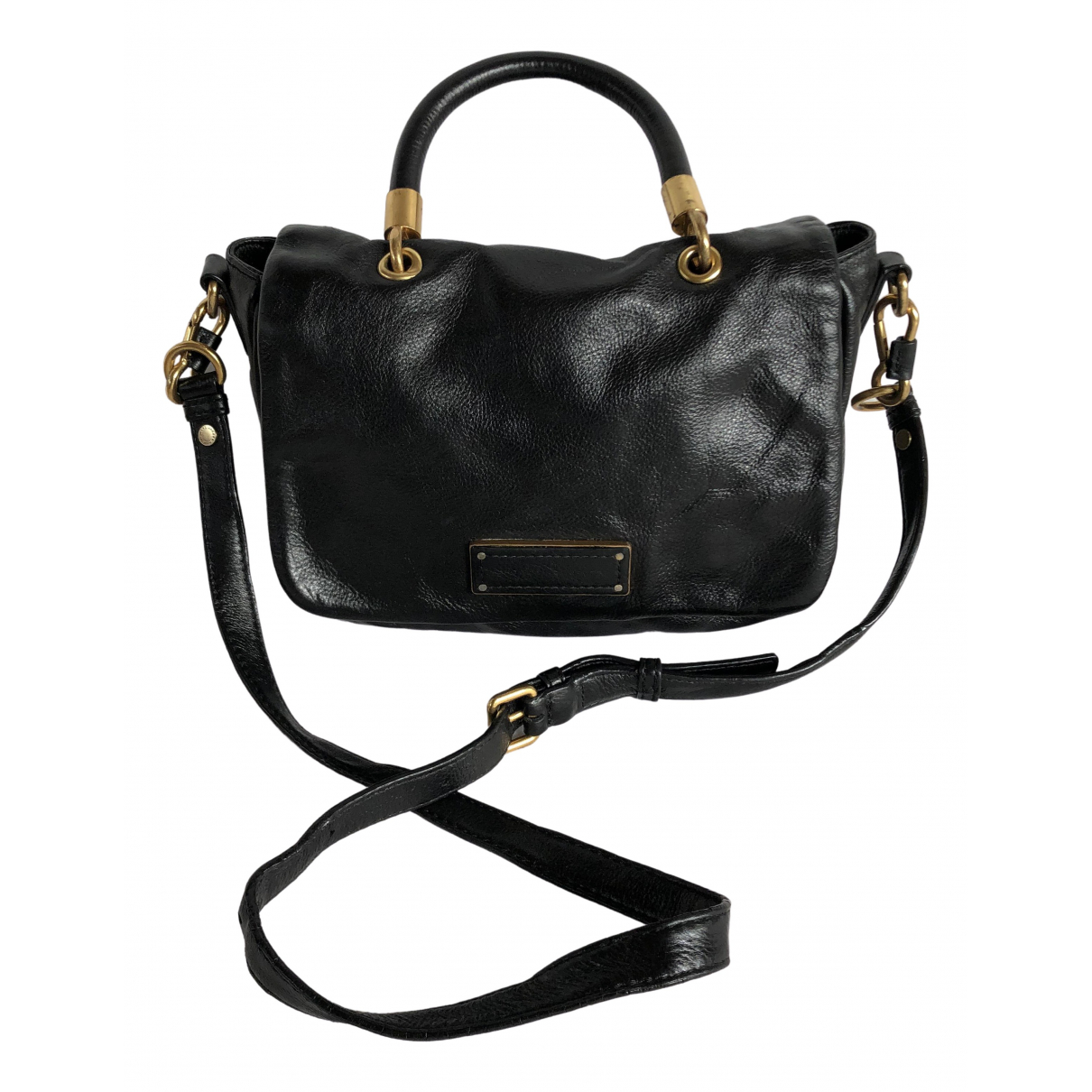 Marc By Marc Jacobs \N Black Leather handbag for Women \N