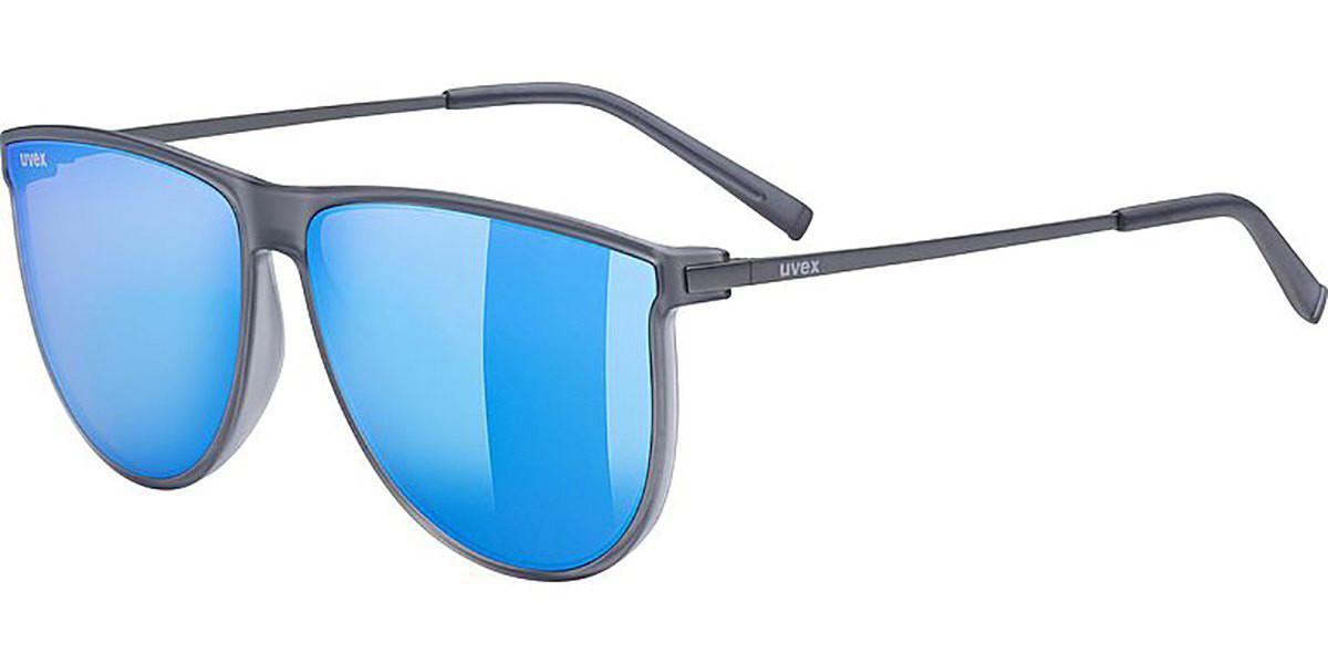 UVEX LGL 47 5320745516 Mens Sunglasses Grey Size Standard