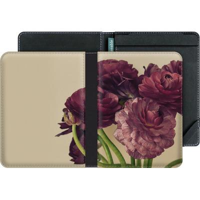 tolino vision 4 HD eBook Reader Huelle - Purple Ranunculus 4 von Joy StClaire