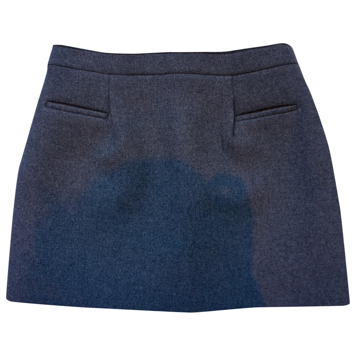 J.w. Anderson \N Grey Wool skirt for Women 10 UK