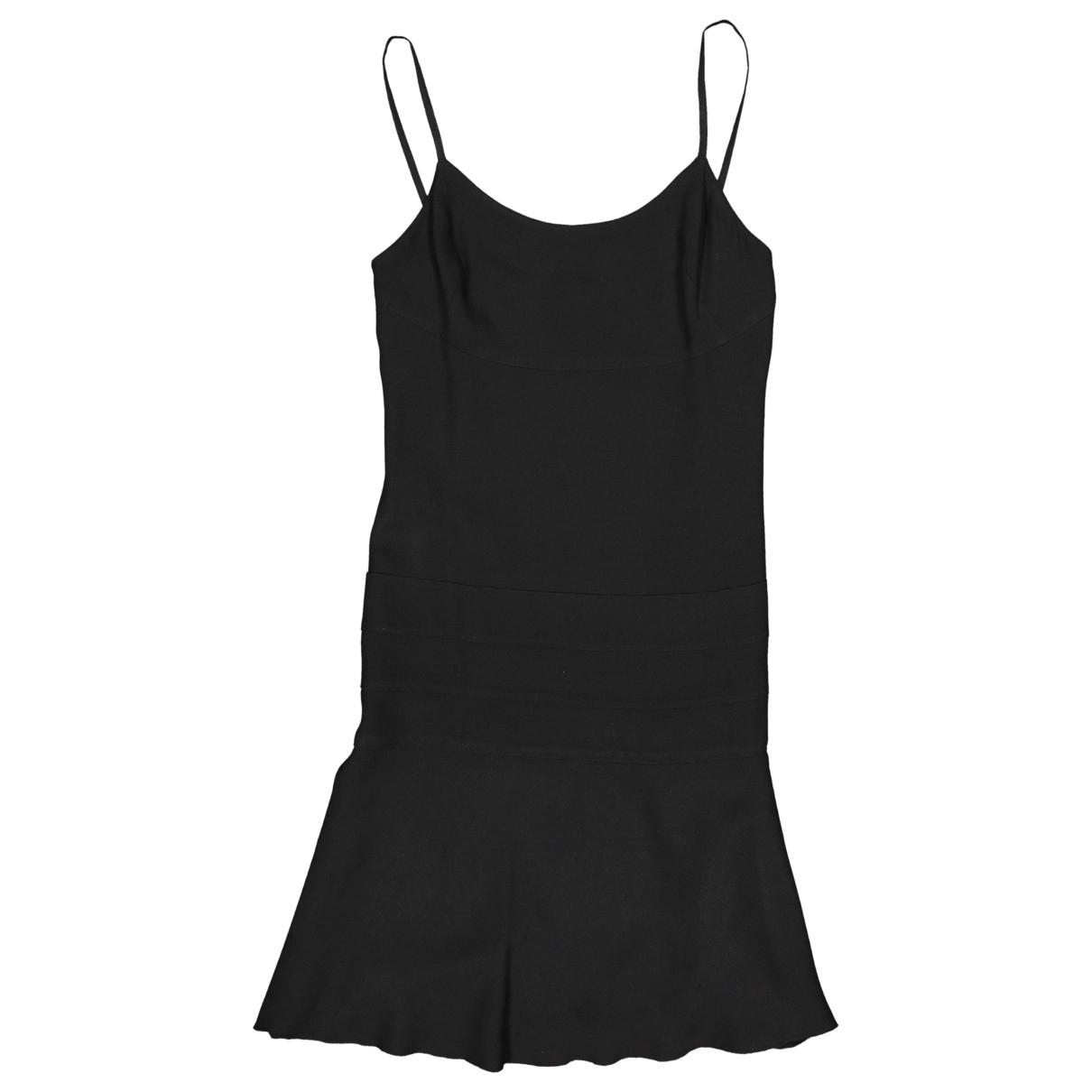 Chanel \N Black dress for Women 36 FR