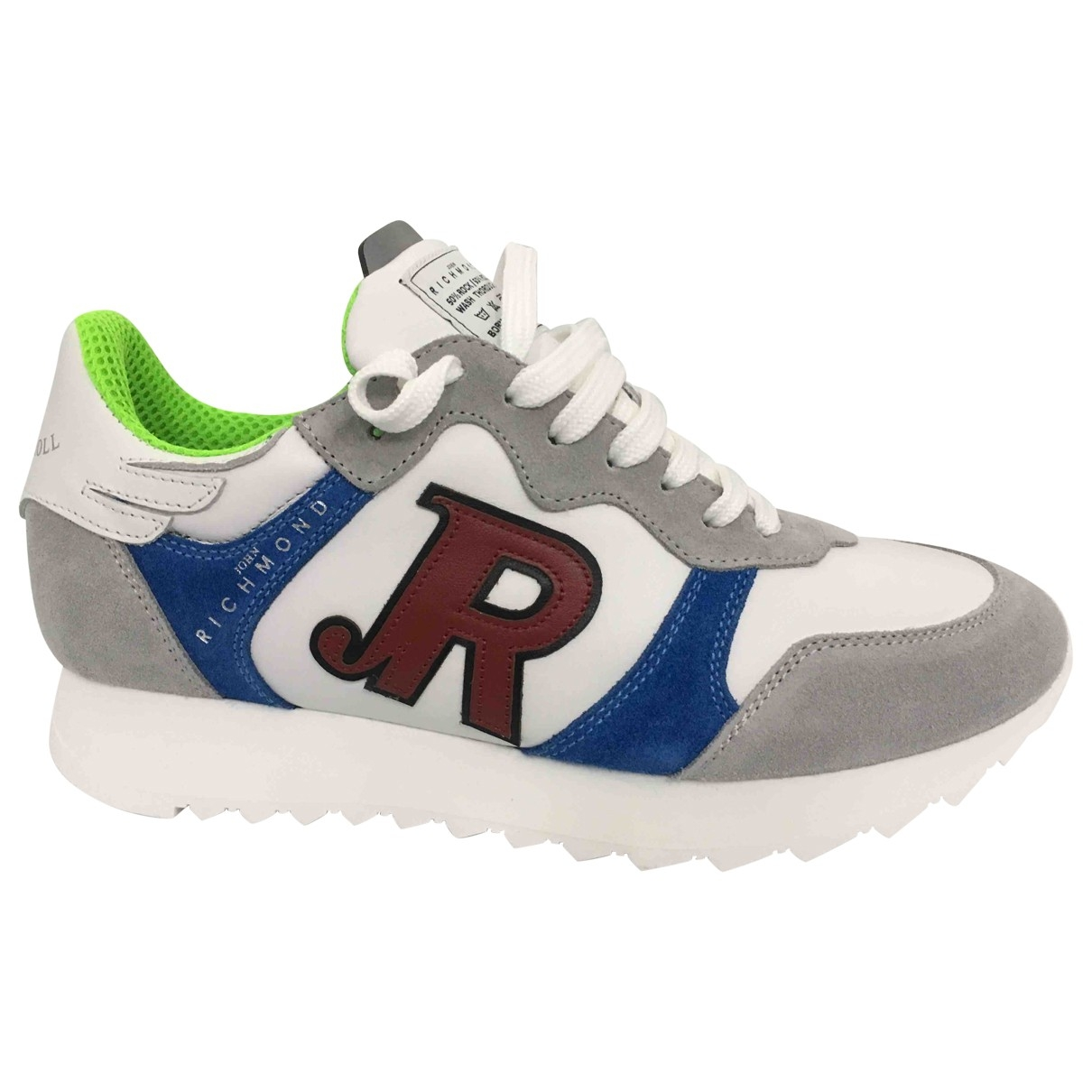 John Richmond \N Sneakers Weiss