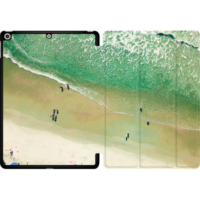 Apple iPad 9.7 (2018) Tablet Smart Case - Beach Umbrellas von Joy StClaire