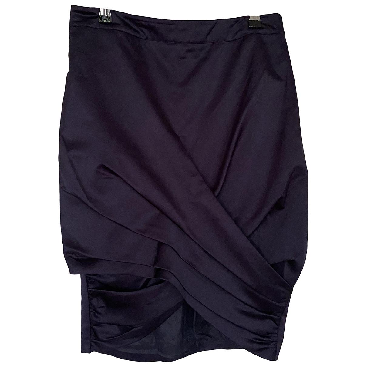 Burberry \N Navy skirt for Women 6 US