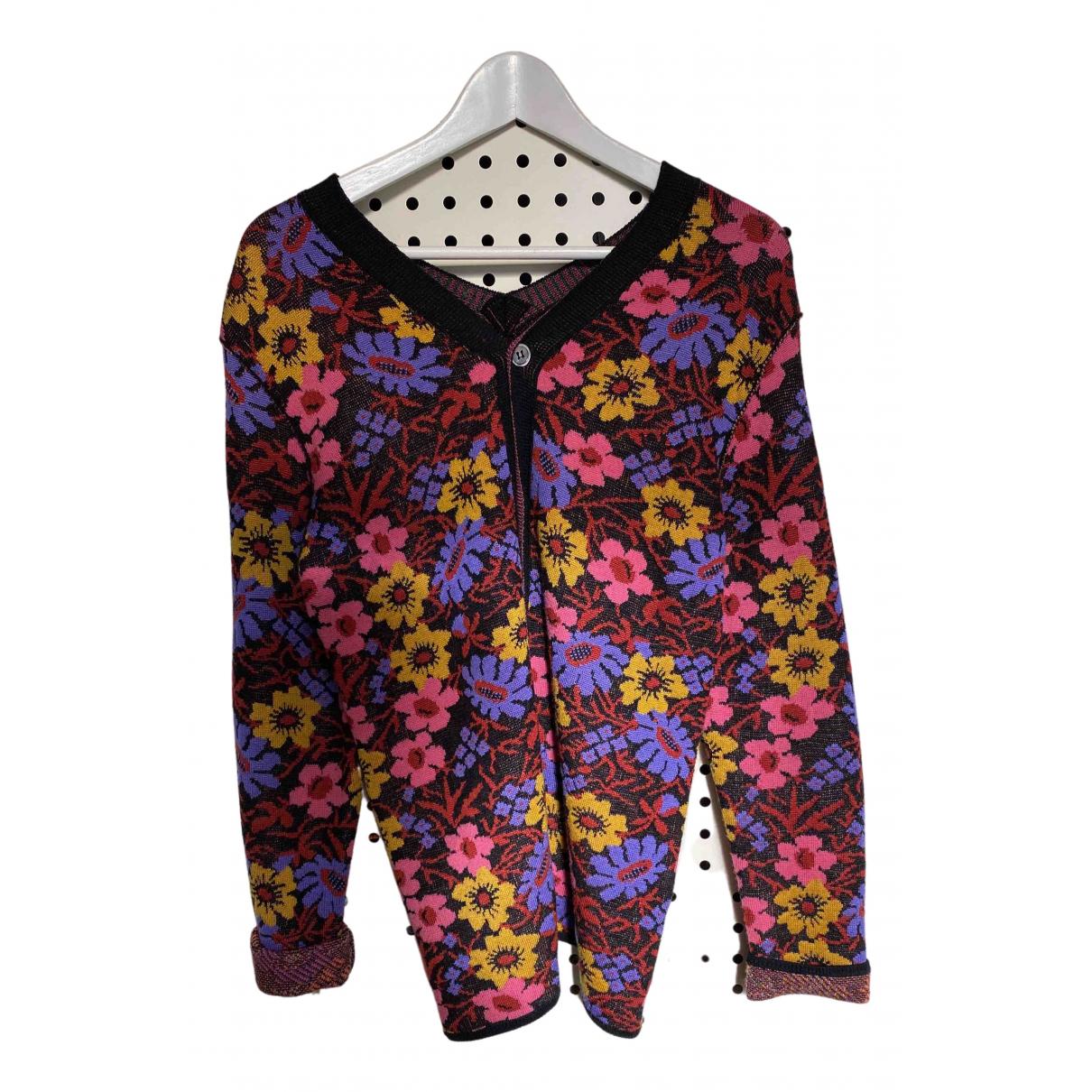Comme Des Garcons - Pull   pour femme en laine - multicolore