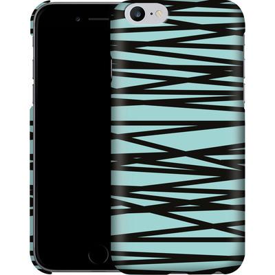 Apple iPhone 6 Plus Smartphone Huelle - Rendezvous Stripe von Khristian Howell